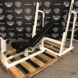 Paramount 3 Way Olympic Bench Press Combo – Incline – Decline – Flat