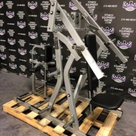 Hammer Strength ISO Lateral Chest & Back Combo Machine