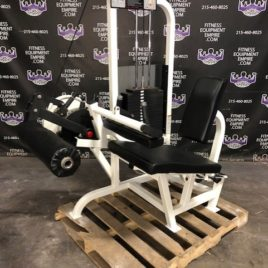Life Fitness Seated Leg Hamstring Curl w/ROM