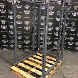 Legend Fitness 3133 Heavy-Duty Power Cage w / Pull-up Bar – 88 in. Tall