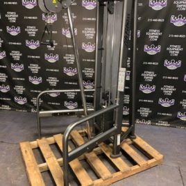 Life Fitness Signature Series Dual Adjustable Pulley Cable Column Functional Trainer