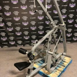 Nautilus XPLOAD ISO Lateral Plate Loaded Leverage Pulldown