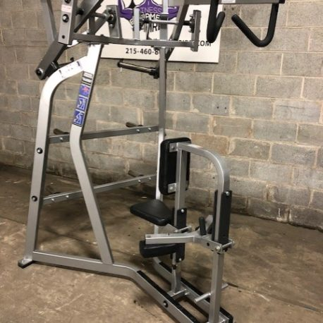 Hammer Strength ISO Lateral Plate Loaded High Row