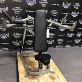 Cybex Advanced Plate Loaded ISO Lateral Converging Overhead Shoulder Press