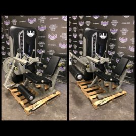 Empire Leg Extension & Seated Leg Curl 2 in 1 Combo Machine w/245 lb. Stack – Brand New