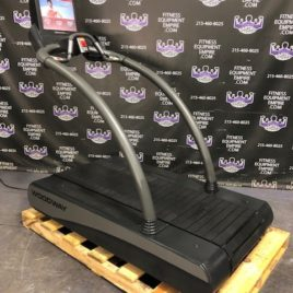 Woodway Desmo Elite Touchscreen Treadmills – For The Long Run