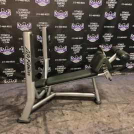 Life Fitness Signature Series Olympic Decline Bench Press