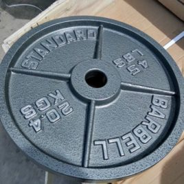 BRAND NEW Standard Brand Olympic Plates & Plate Sets