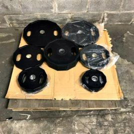 BRAND NEW Empire Olympic Rubber Grip Plate Lots – PRESALE