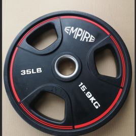 Empire Urethane Olympic Plate Lots – Brand New – Limited Amount