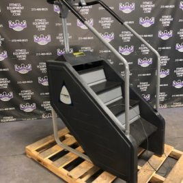 StairMaster 7000PT Stepmill w/Upgraded Silver Face Console