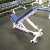 Hammer Strength 0-90 Adjustable Benches On Wheels - 1