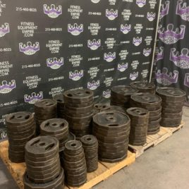 Iron Grip Olympic Plate Lots