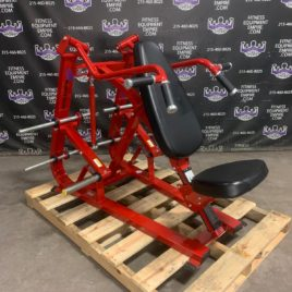 Nautilus XPLOAD Plate Loaded ISO Lateral Incline Chest Press