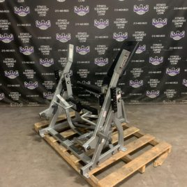 Hammer Strength Plate Loaded ISO Lateral Leg Extension