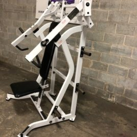 Hammer Strength ISO Lateral Incline Press