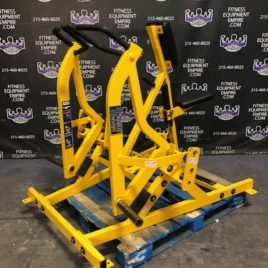 Hammer Strength Multi Grip ISO Lateral Row – New Style